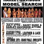 Pocono Mountain Harley Bikini Contest